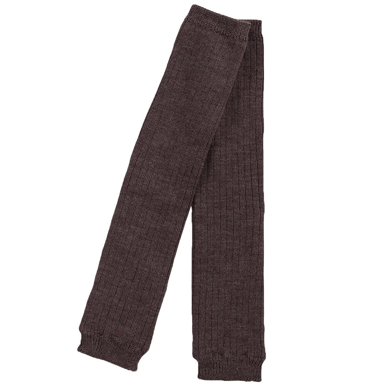 (ツムギ) TUMUGI ウールとシルクの2重編みレッグウォーマー 冷え取り 日本製 吸湿 放湿