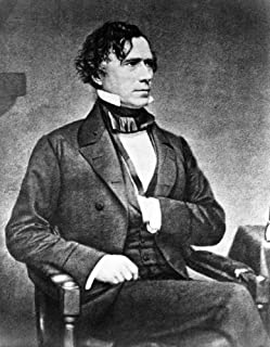 Franklin Pierce 14th US President Poster Print by Science Source (24 x 36)