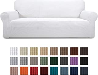 Easy-Going Stretch Oversized Sofa Slipcover 1-Piece Couch...