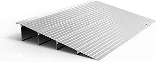 EZ-ACCESS TRANSITIONS Modular Aluminum Entry Ramp, 4