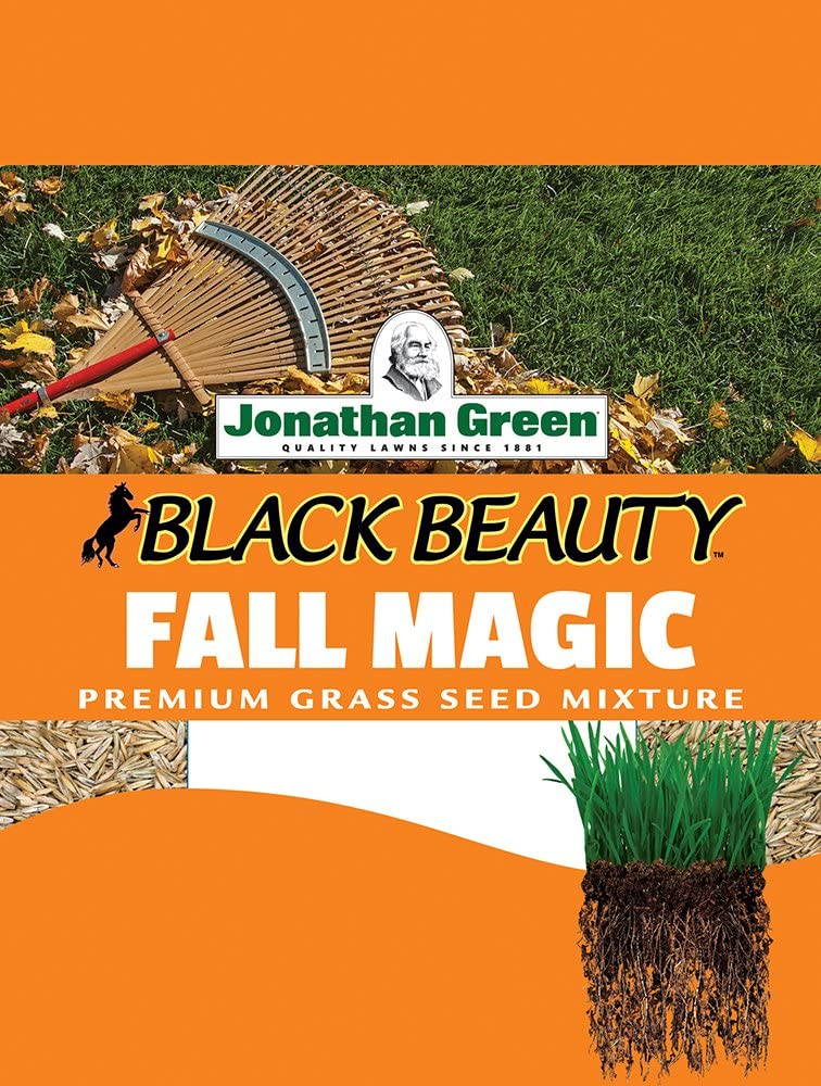 Jonathan Green 10765 Sales of SALE items from new works Fall Magic 3 Grass Pounds Seed Mix Max 60% OFF