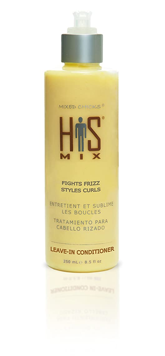 冬九統合His Mix Leave-In Conditioner 250 ml or 8.5oz (並行輸入品)