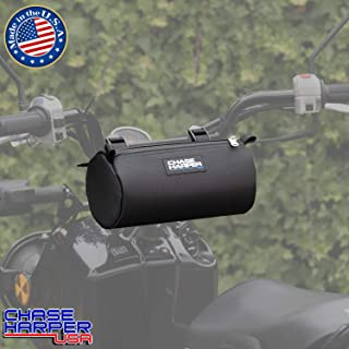Chase Harper USA Ruckus Barrel Bag - Highly Durable Industrial Grade Ballistic Nylon Exterior with Strong Thermoplastic Insert 105000BLK