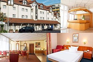 Reiseschein - 3 dagen in de knop Smart Hotel Lampertheim bij Worms - hoteltegoedbon waardebon korte reis korte vakantie re...