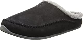 DEER STAGS Men's Nordic Slip On Slipper