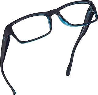 Readerest Blue Light Blocking Reading Glasses (Blue, 1.50 Magnification)