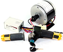 L-faster 24V 250W Electric Scooter Motor Electric Bike Belt Drive MY1016 High Speed Belt Motor 250W Electric Scooter Conversion kit