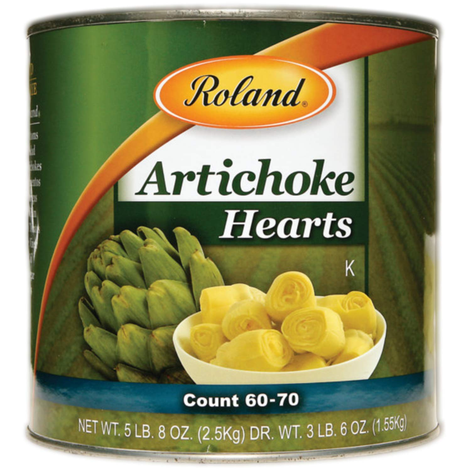 Roland Foods Whole Extra Small Hearts 5 Count Columbus Mall Artichoke 60-70 Purchase