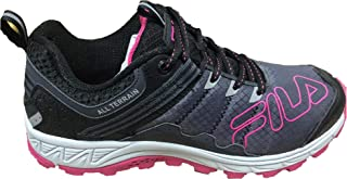 Fila Blowout 19 Women's Sneaker 6 B(M) US Dark Grey-Dark Pink