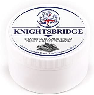 Knightsbridge Shaving Cream (Charcoal)