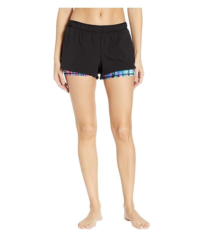 Miraclesuit Prismatix Swim Beach Shorts (Multi) Women