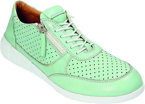 MICCOS zapatos de Cordones Para mujer verde verde Lima