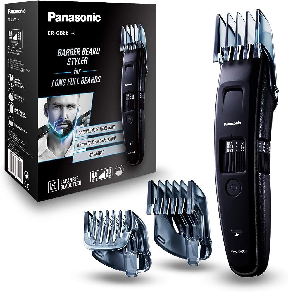 Panasonic, regolabarba ER-GB86-K503