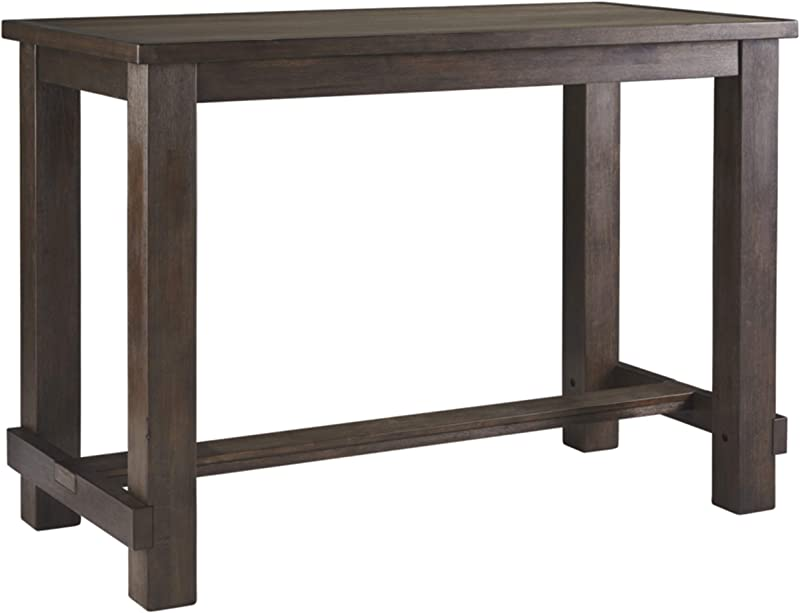 Signature Design By Ashley D538 12 Drewing Bar Table Brown