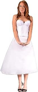 Bridesmaid & Cocktail Dresses Petticoat Crinoline Tulle Tea Length Short Slip - coolthings.us