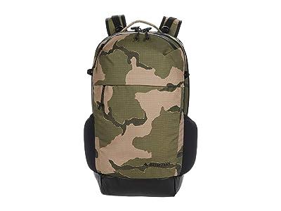 Burton 25 L Multipath Backpack (Barren Camo Print) Backpack Bags