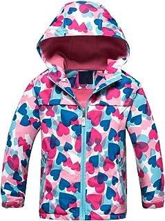aa53b01cdcb4 Amazon.com  Pinks - Little Girls (2-6x)   Jackets   Coats   Clothing ...