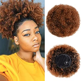 Best puff ponytail for black hair Reviews