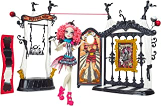 Monster High Freak du Chic Circus Scaregrounds and Rochelle Goyle Doll Playset