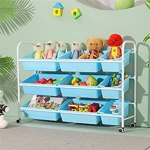 Toy Storage Box Children Finishing Storage Rack For Organizing Toy Storage Baby Toys Kids Toys Dog Toys Baby Clothing Children Books Clothing Blanket Storage Box Storage Case Storage