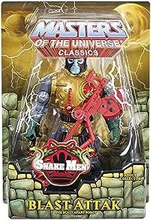 Masters of the Universe Classics Club Eternia Blast Attak Action Figure (Mattel Toys)