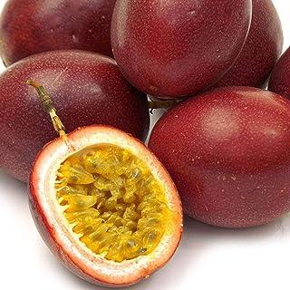 TOYHEART 50 Piezas De Semillas De Frutas De Primera Calidad, Semillas De Passiflora Edulis, Dulces, Fáciles De Plantar, De...