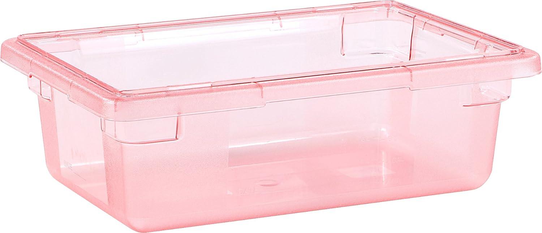 StorPlus 10611C05 3.5 Gallon Color-Coded Box 18