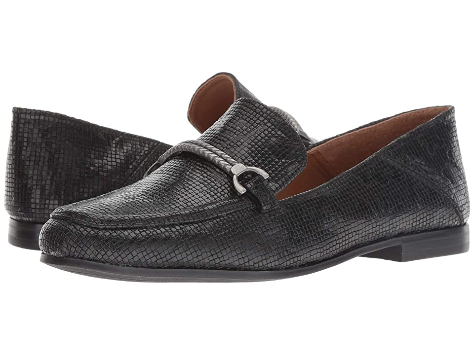 Patricia Nash Fia (Black Tooled Snake Leather) Women