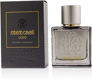 Roberto Cavalli Uomo Silver Essence Eau de Toilette Spray 60ml
