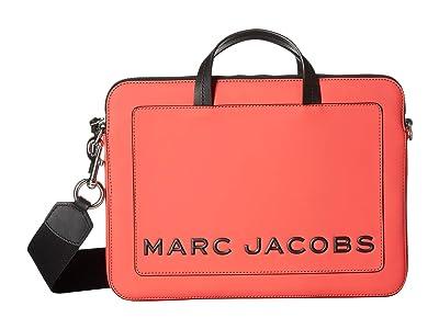 Marc Jacobs 13 Computer Case (Geranium) Computer Bags