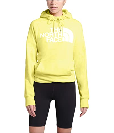 The North Face Half Dome Pullover Hoodie (Stinger Yellow) Women