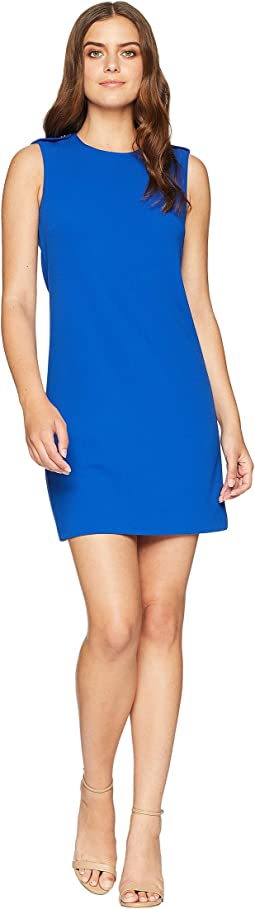 Calvin Klein Solid Sheath Dress  CD8C16MU