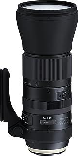 Tamron T80174 - Objetivo SP 150-600 mm F/5-6.3 Di VC USD G2 para Canon Negro