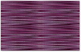 C COABALLA Magenta Decor Stylish Door Mat