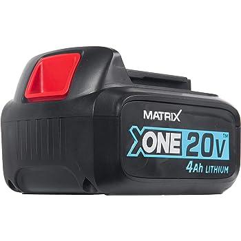 Doppelpack Matrix Akku X-One 20 V Sparpack
