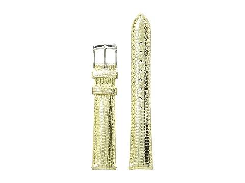 Michele 16mm Lizard Strap - MS16AA610
