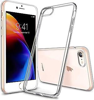 "FinestBazaar Apple iPhone 6/6s Case 4.7"" Bumper Cover Shock-Absorption Anti-Scratch Clear Back iPhone 6/6s 4.7 Inch (Clear)"