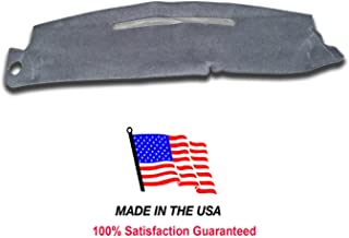 Dashboard Cover Dash Cover Mat Pad Custom Fit for GMC Sierra 1997 1998 All Models,Chevy Chevrolet Silverado SLE SLT SLX 1997 97-98, Black Y57 LS LT LX 1998