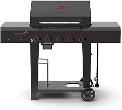 Megamaster 720-0982 Propane Gas Grill, Black