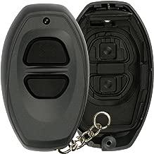KeylessOption Just the Case Key Fob Keyless Entry Remote Shell Button Pad