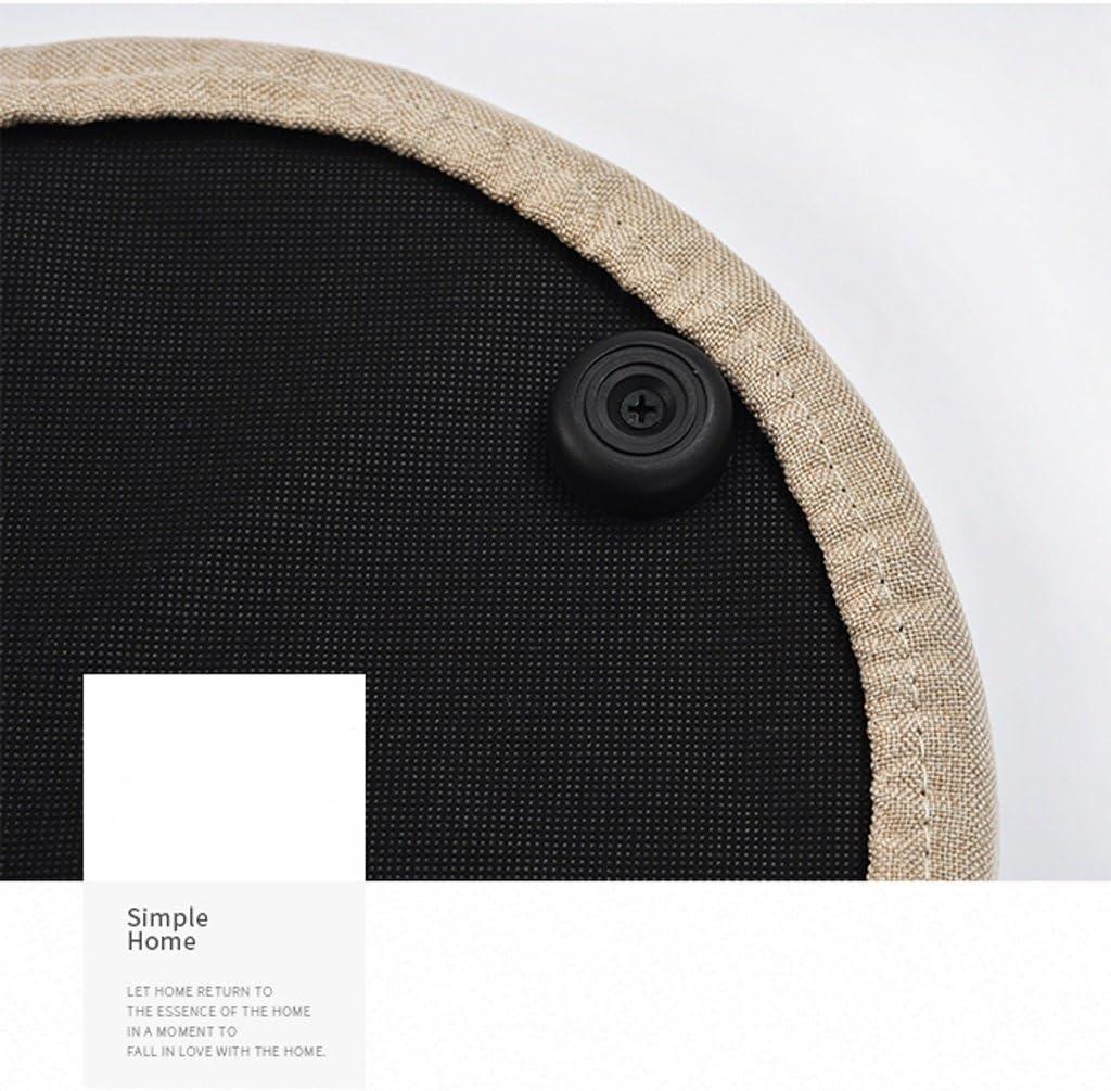 SLL- Tabouret en tissu créatif tabouret maison table basse tabouret chaussure adulte banc canapé tabouret Fauteuils et Chaises (Color : E) E