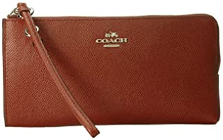 Coach Coach Boxed L-zip Zippy Wallet in Leather 52549