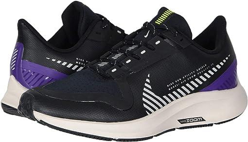 Black/Silver/Desert Sand/Voltage Purple