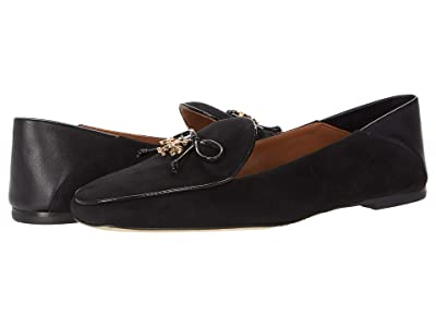 Tory Burch Tory Charm 5 mm Loafer (Perfect Black) Women