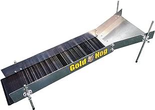 GoldHog Stream Sluice with Legs and Matting