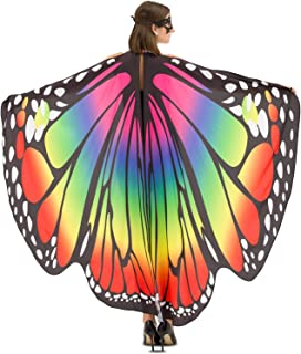 Best butterfly shawl costume Reviews