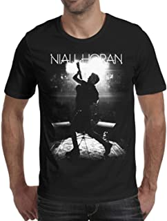Men's Casual Short Sleeve t-Shirts tee Crew Neck Metal Rock Group Member Poster Style Funky Top