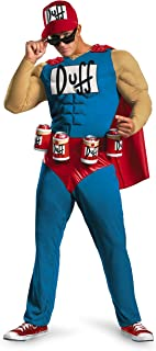 Disguise Unisex Adult Classic Muscle Duffman