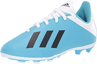 adidas Unisex-Kid's X 19.4 Firm Ground Soccer Shoe