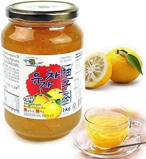 ROM AMERICA Korean CITRON HONEY TEA and JAM 1kg (35oz) 꿀 유자차